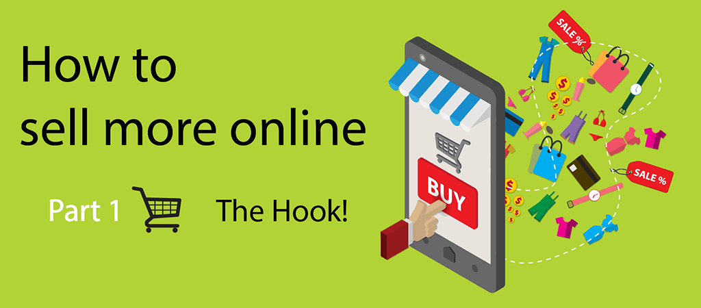 How to sell more online. Part 1.